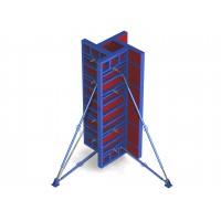 Опалубка для монтажа прямоугольных колонн Б/Ус переменной шириной В=200-600мм