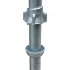 Стойка (вертикальная связь) 1000мм окрашенная Cup-Lock (б/у), руб/шт