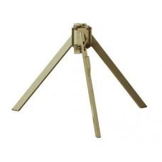 Тренога стальная усиленная для телескопической стойки (б/у), оцинкованная, пр-во Германия, руб/шт