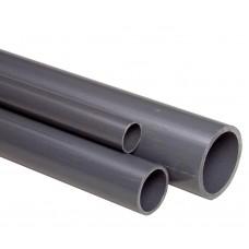 Трубка ПВХ D=22мм, L=3000мм для защиты стяжного винта от бетона, пр-во Россия, руб/пм